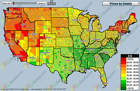 gas-prices-heat-map