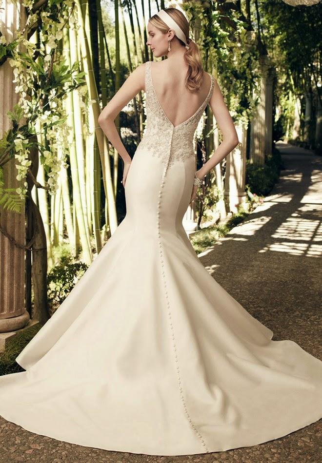 Casablanca Wedding Gown 39 Epic