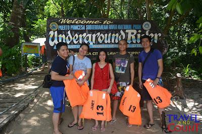 Underground River Tour Entrance