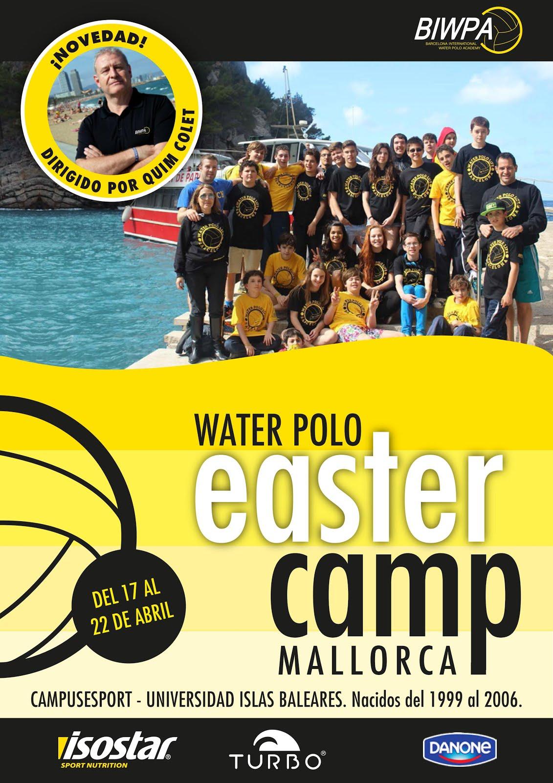 BIWPA Easter Camp MALLORCA