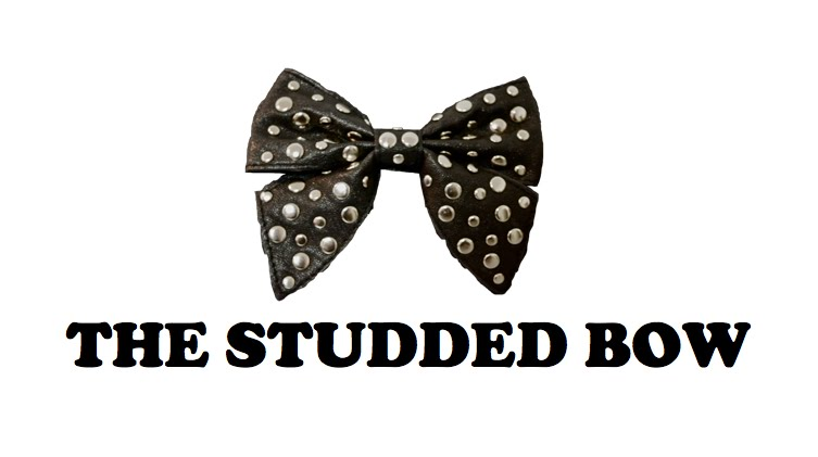 THE STUDDED BOW