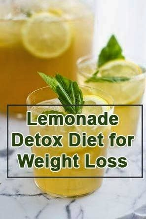 The Lemonade Detox Diet – Simple Recipe For Weight Loss
