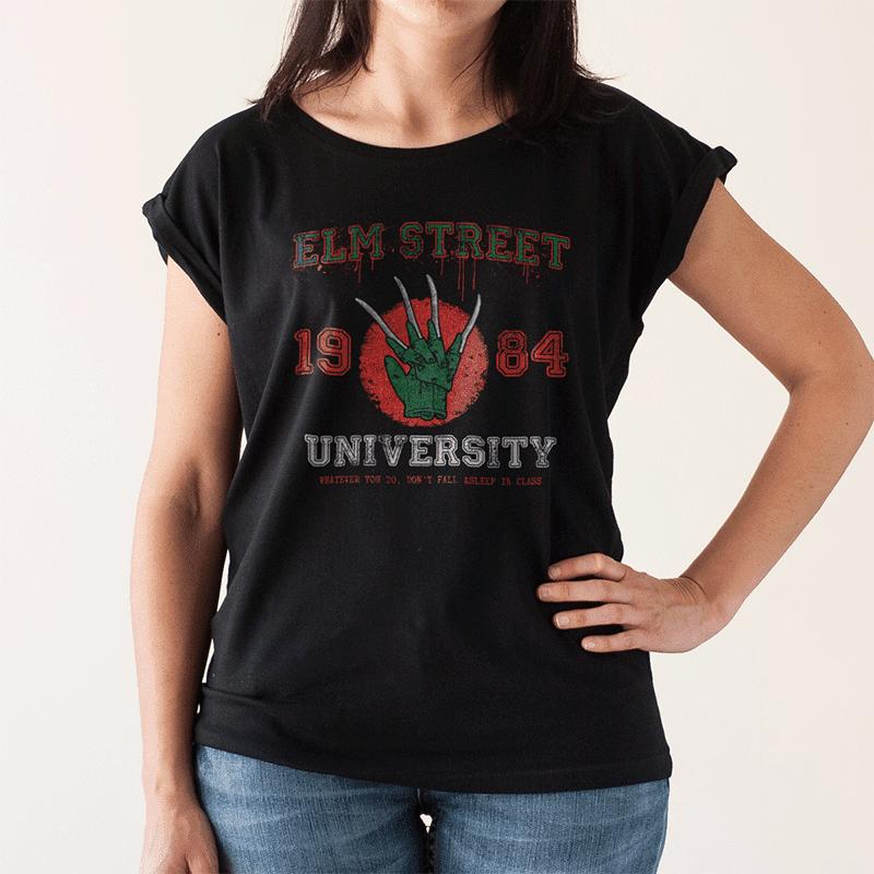 http://www.lolacamisetas.com/es/producto/677/camiseta-elm-street-university