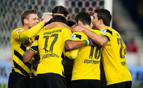 Liga Champions : Jelang Juventus vs Dortmund