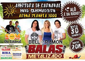 Vem ai prévia do Carnaval de Enxú Queimado.