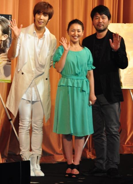 """[DRAMA] 05/08/2011 - Park Jung Min @ """"8-Gatsu no Love Song"""" 7"""