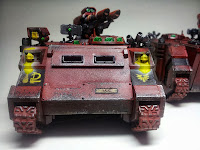 RAZORBACK - BLOOD ANGELS - WARHAMMER 40000 13