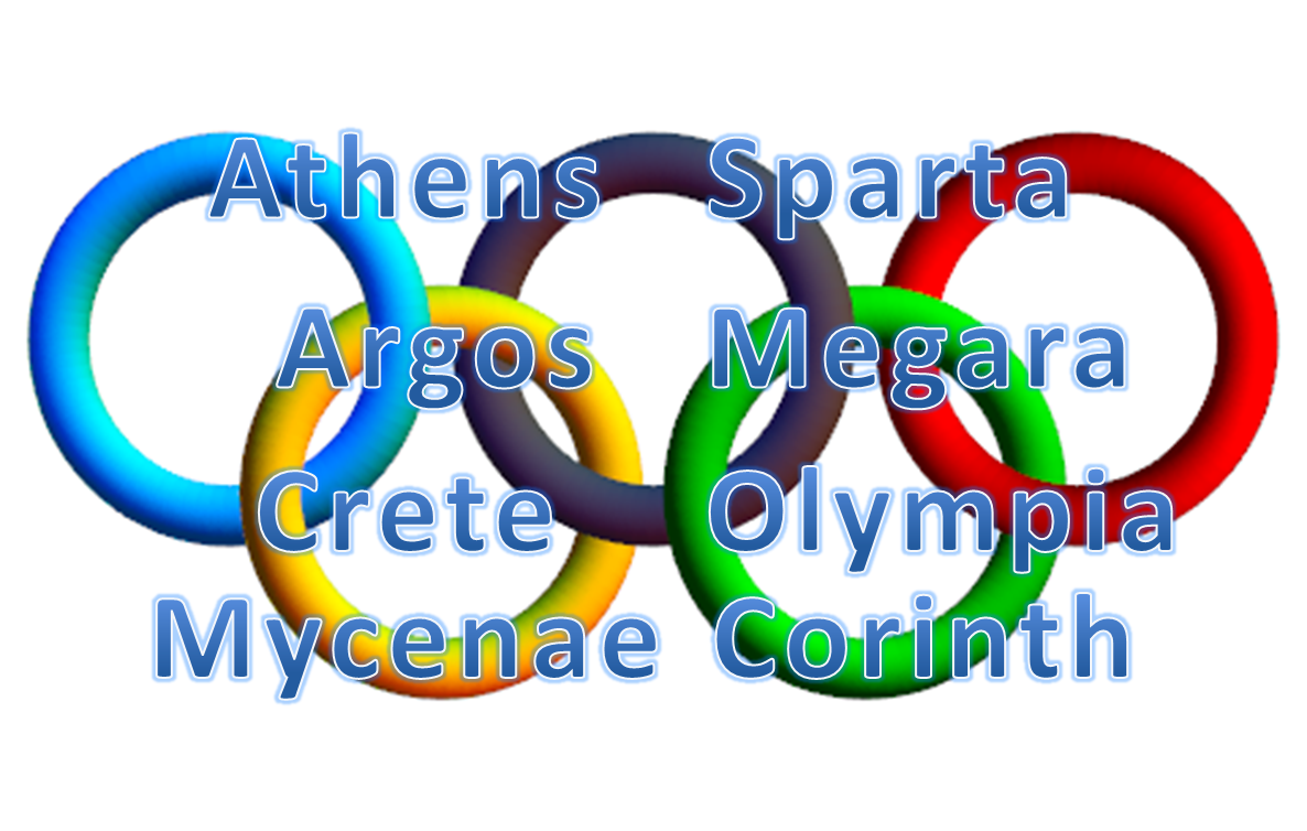 Ancient Olympic Games Symbol