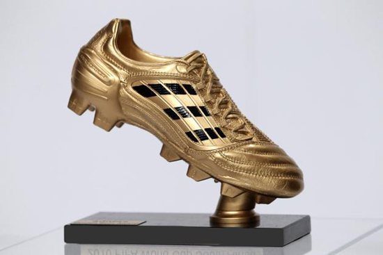 Winner of FIFA 2014 World Cup Golden Boot