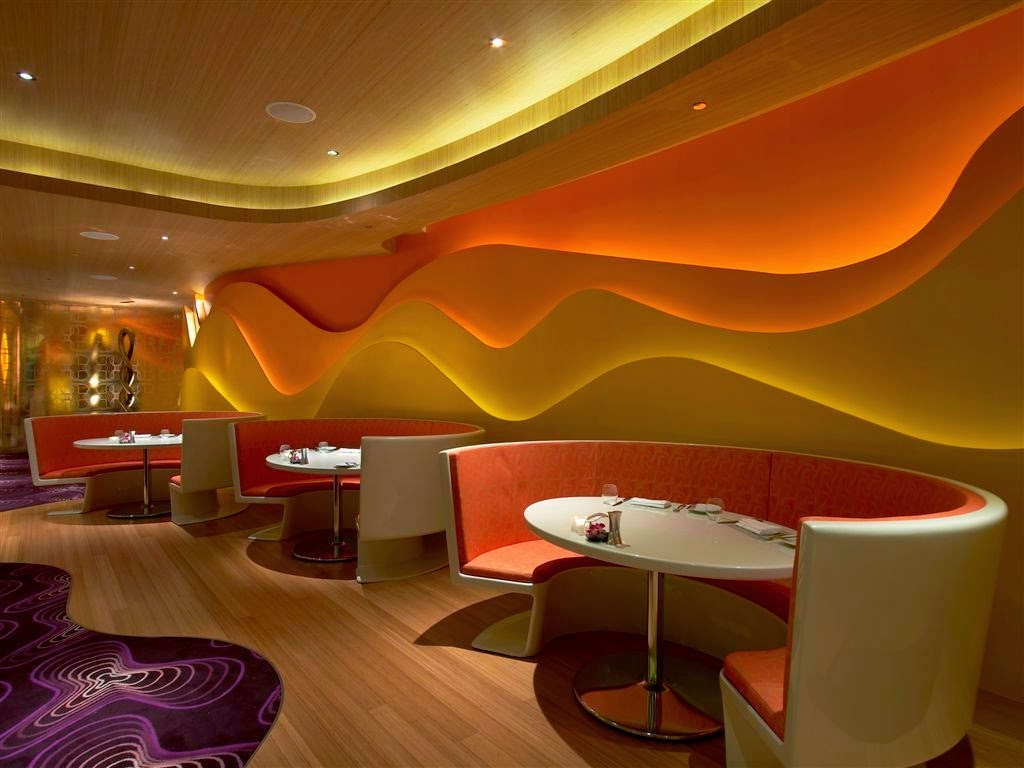 Amazing restaurant designs