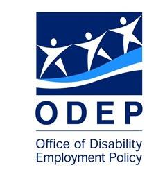 image of ODEP logo