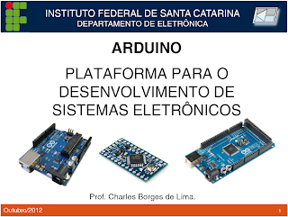 Curso de arduino em brasilia