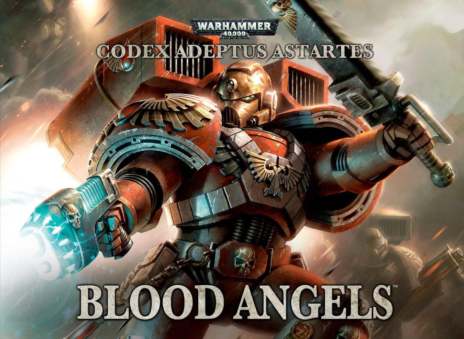 Warhammer 40k Blood Angels Codex 7th Edition Pdf