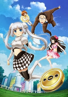 Miss Monochrome The Animation 15 Sub Español