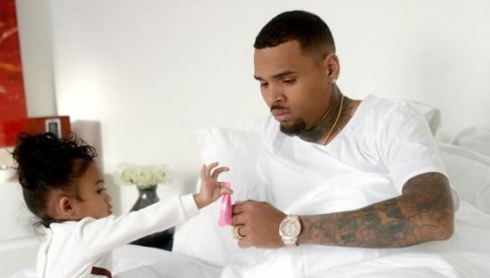 Chris Brown - Little More (Royalty) [Vídeo]