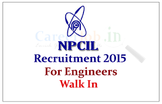 Nuclear Power Corporation of India Limited Hiring Civil Engineers