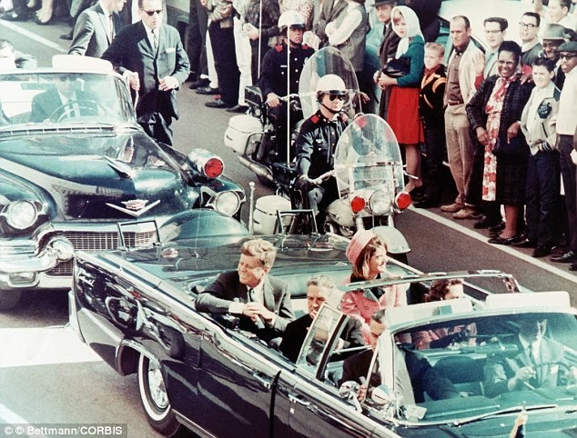 John F Kennedy, JFK, US president, Dallas, Jackie Kennedy pink dress, assassination, parade, limo, JFK last photos before he died, death, dying, murdered, murder