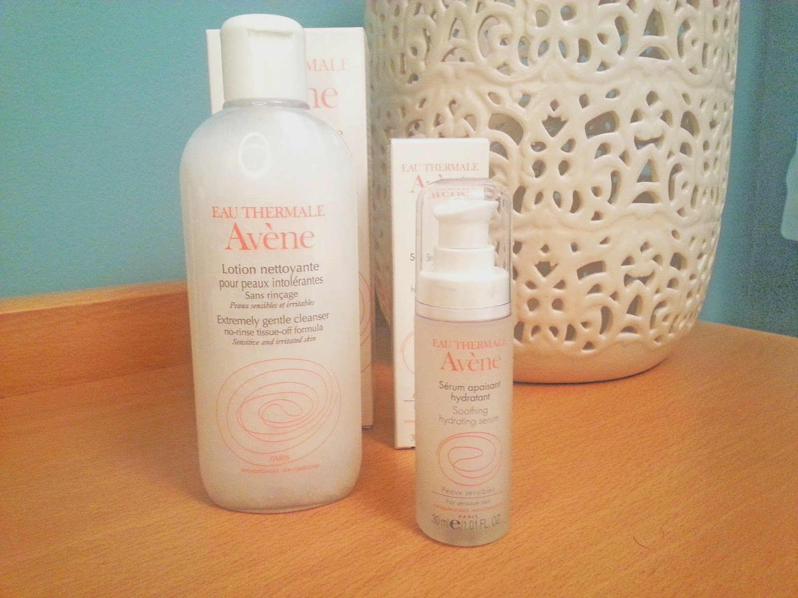 Avene Extremely Gentle Cleanser Soothing Hydrating Serum Review