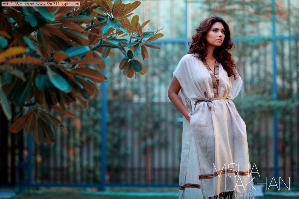 Misha Lakhani Winter Fashion