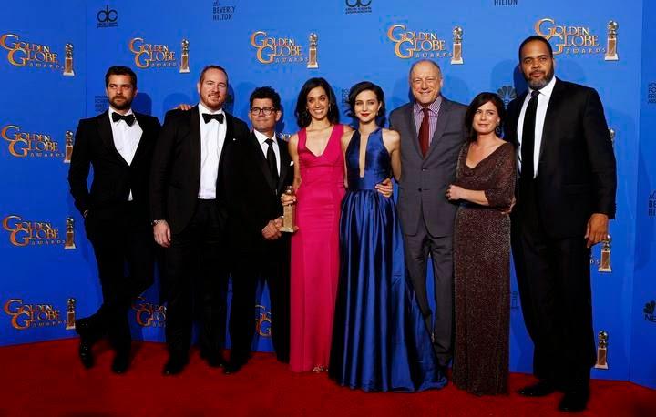 Ganadores de los Globos de Oro 2015 en la categoría de Series. 'The Affair' se alza con el galardón de Mejor Serie Dramática
