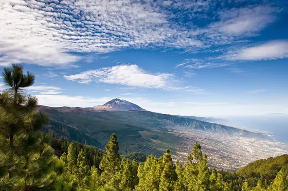 Nationalpark Teide in Teneriffa