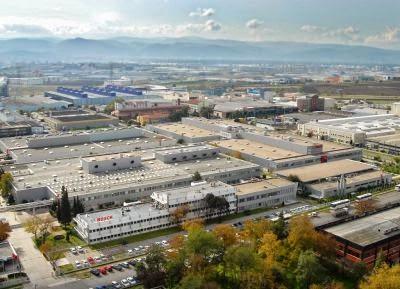 Bosch isi extinde fabrica din Bursa
