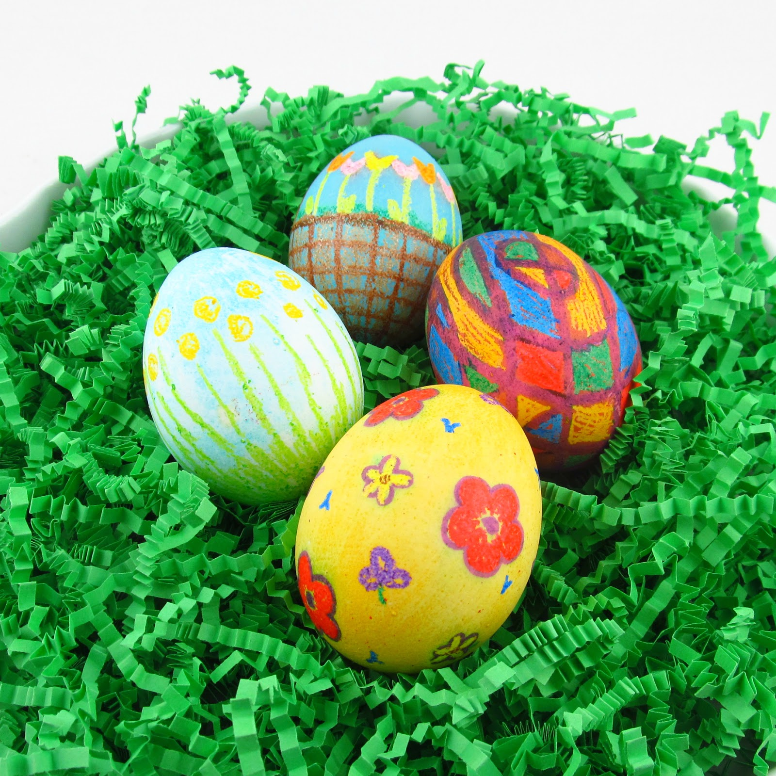 Rise and Shine: Crafty Easter Eggs