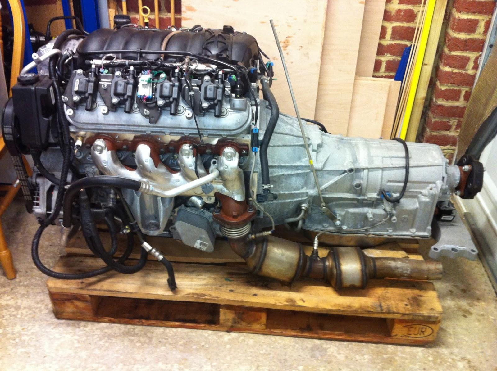 L99 Engine Autos Post