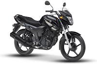 2012 Yamaha SZ-X Black