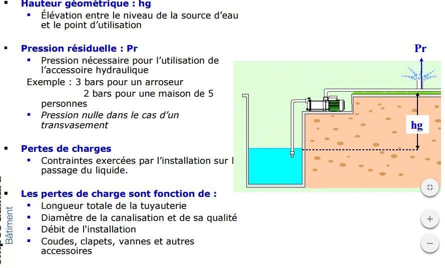 Exercices corrigés pompes centrifuges pdf