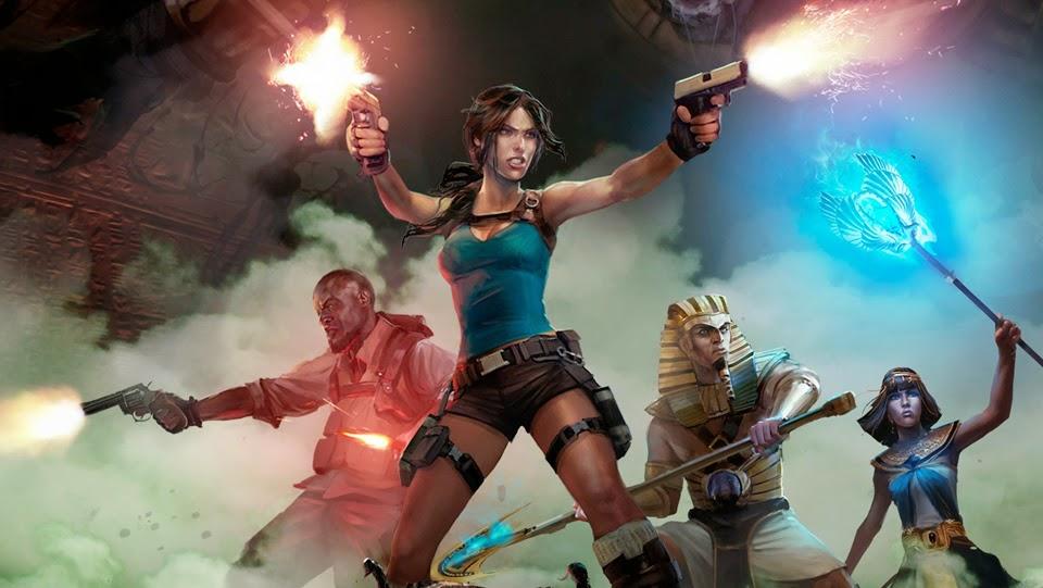 Lara Croft regresa con mucha más acción que nunca en Lara Croft y el Templo de Osiris