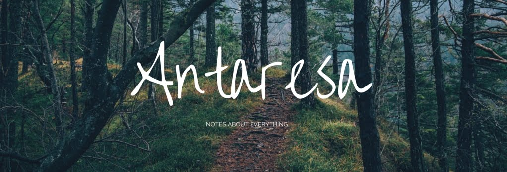 Notes by Antaresa