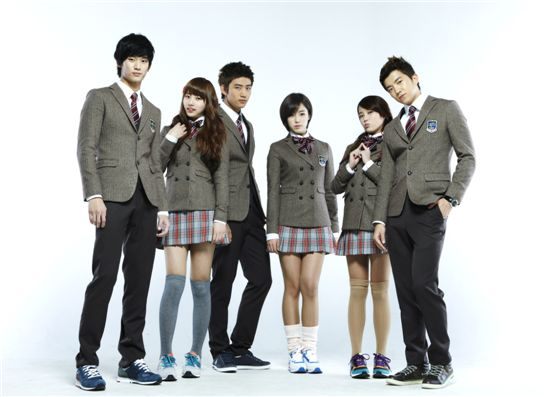 Korean School Uniform