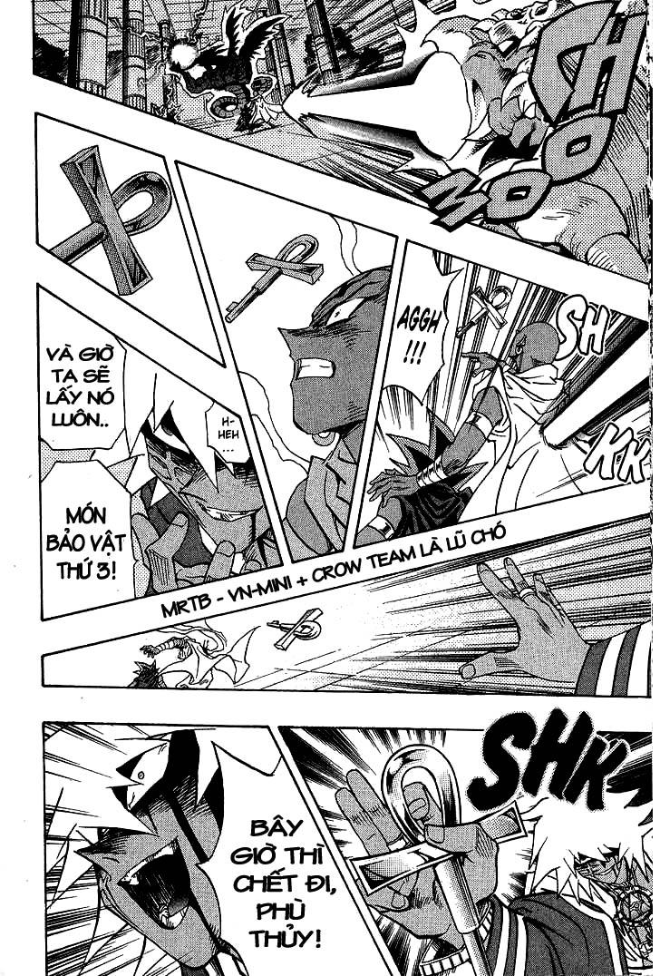 YuGi Oh – Vua Trò Chơi chap 316 Trang 16