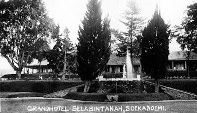 Sejarah Tempat Wisata Kota Sukabumi