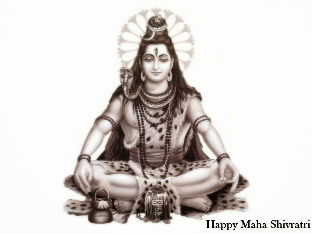Happy Maha Shivaratri 2014 HD Wallpapers and Images Shiv ji