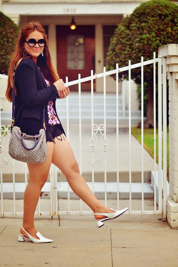 Types of shoes: Slingbacks - Tipos de zapatos: Slingbacks