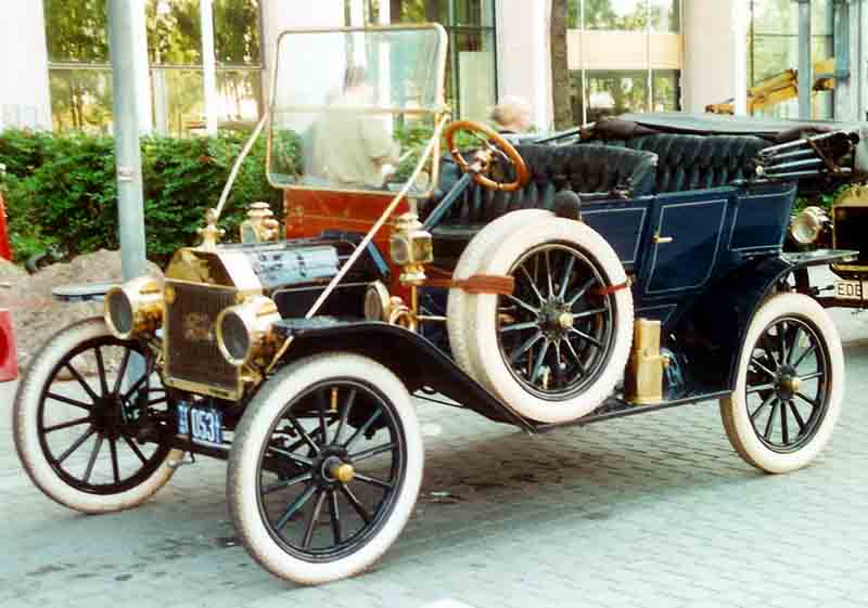 Where Were The Model T Ford Cars Produced Database