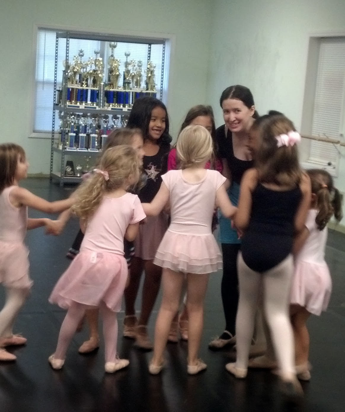 myers park charlotte dance schools children