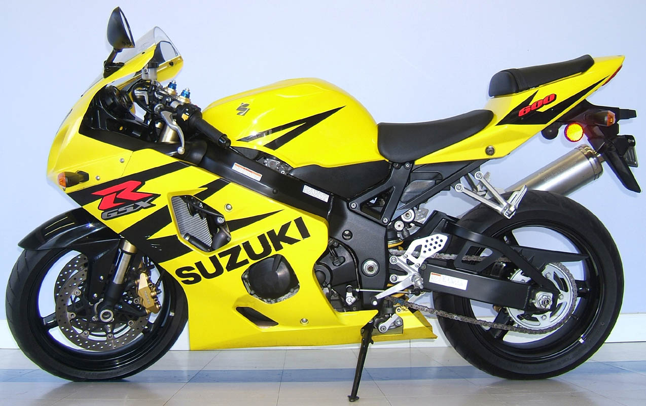 bikes world suzuki gsxr 600 black. Black Bedroom Furniture Sets. Home Design Ideas