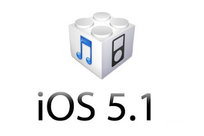 updating iphone on iOS 5.1