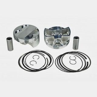 High Compression Standard Bore Piston Set for the RZR 1000 XP
