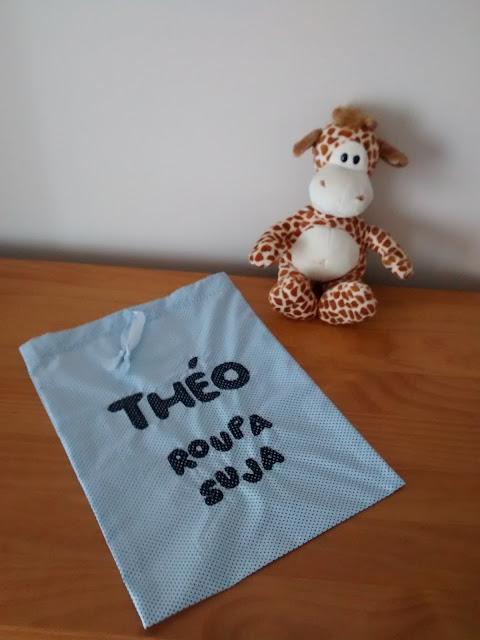 Kit Saquinhos para Maternidade em piquet | @ateliemadrica