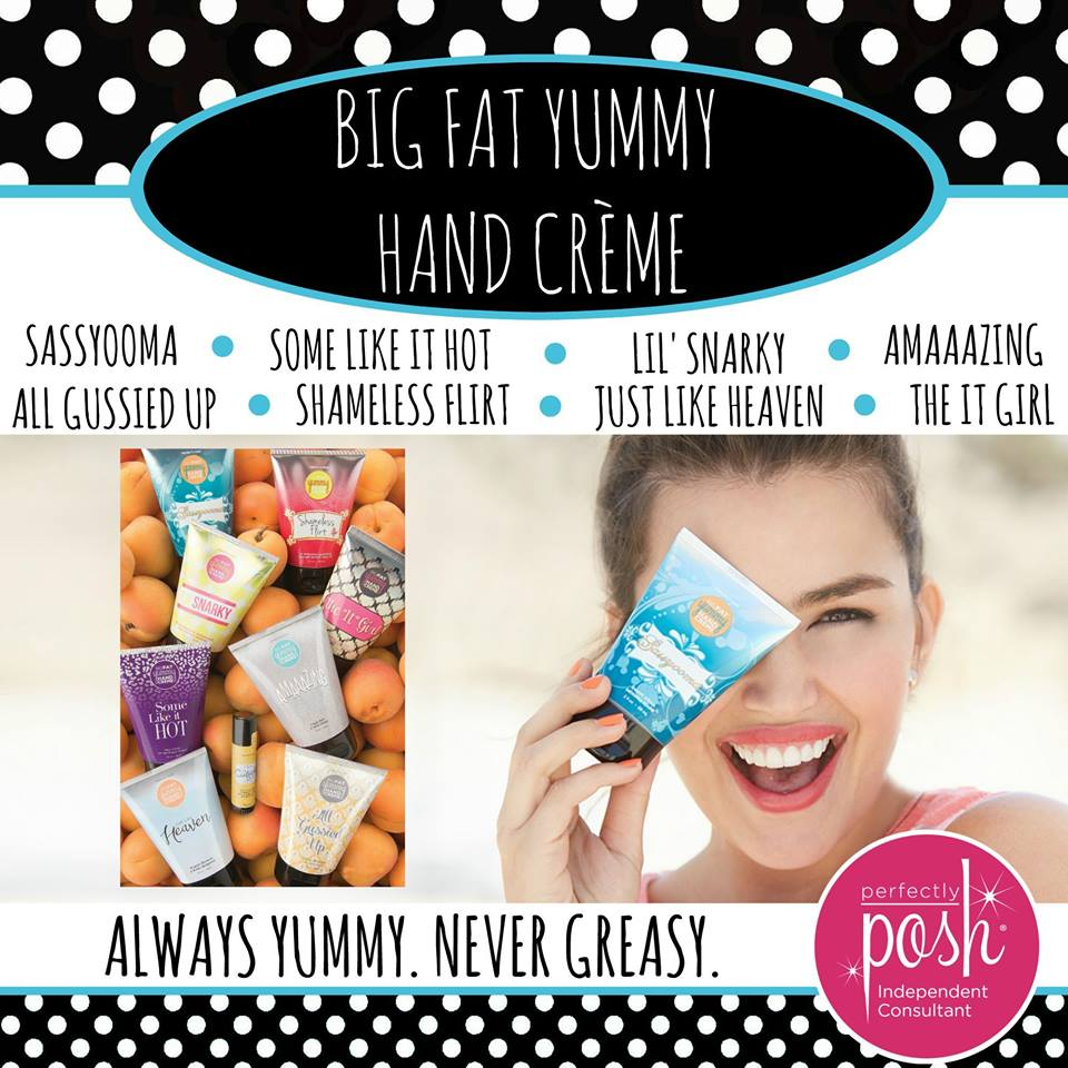 Big Fat Yummy Hand Creme