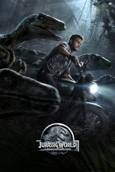 Jurassic World: O Mundo dos Dinossauros Torrent - BluRay 720p/1080p Dual Áudio