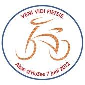 Veni Vidi Fietsie - Alpe d'HuZes 2012
