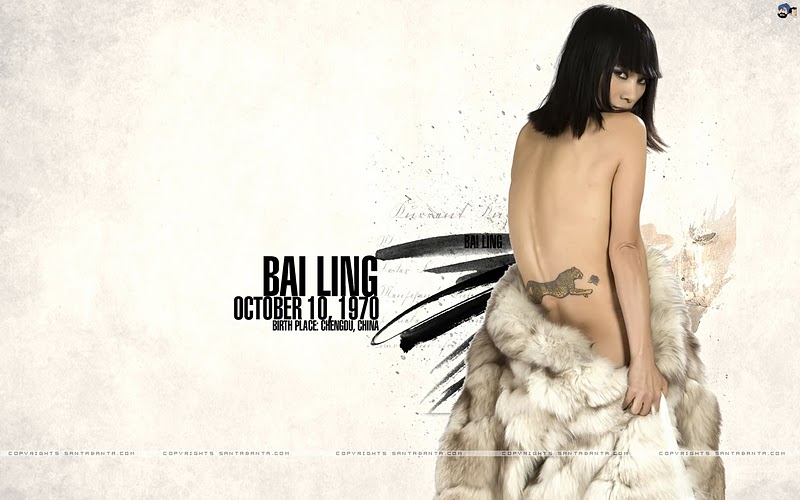 Bai Ling hot