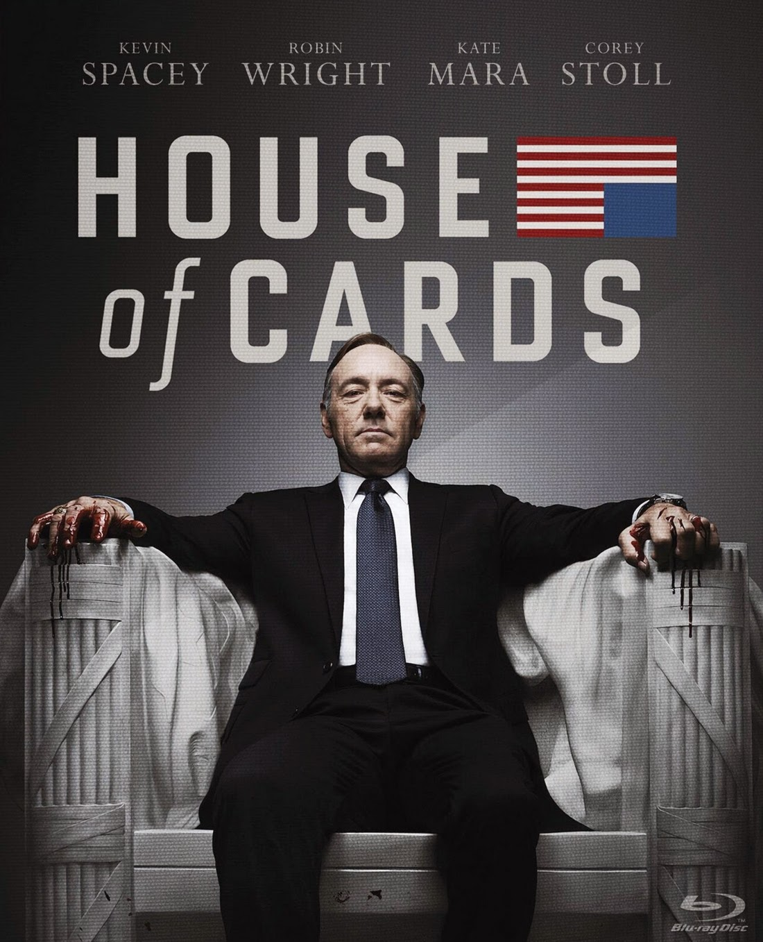 Assistir House Of Cards 2 Temporada Dublado e Legendado