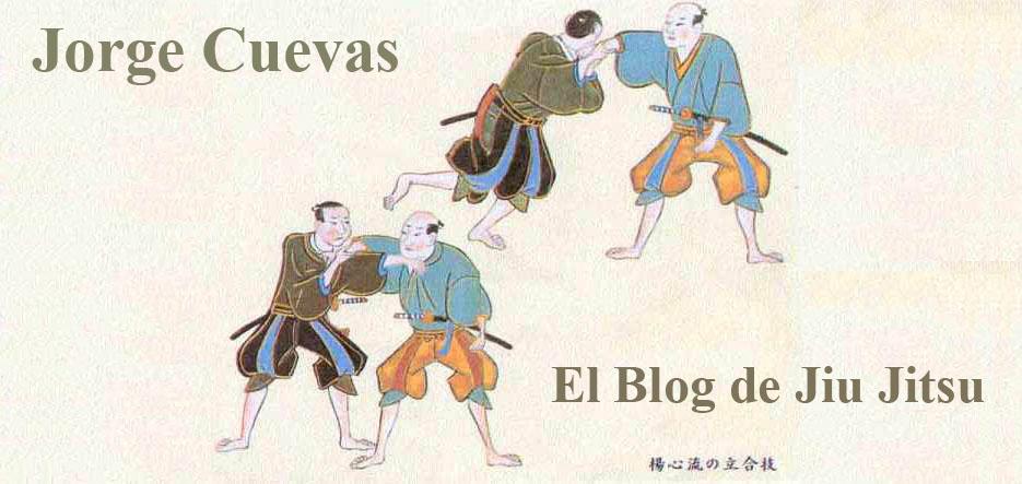Jorge Cuevas: El Blog de Jiu Jitsu
