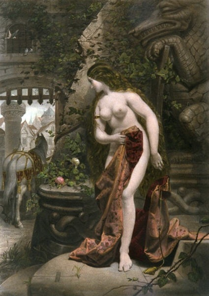 edward henry corbould lady godiva